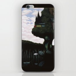 The Remembering Tree iPhone Skin