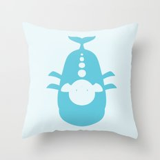 Pocket monster 320 and 321 Throw Pillow
