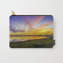 Cape May Sunset Carry-All Pouch