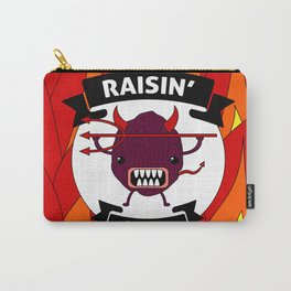 Raisin' Hell! Carry-All Pouch