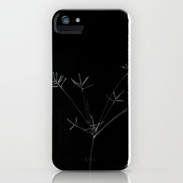 Meditation on Violence iPhone Case