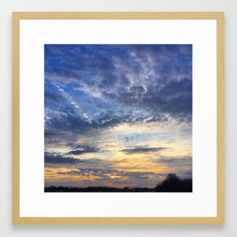 Midwest, Midbest Framed Art Print
