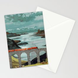 The Hogwarts Express Stationery Cards