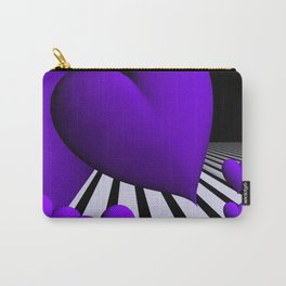 go violet -13- Carry-All Pouch