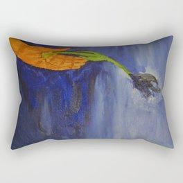 Let it Flourish Rectangular Pillow