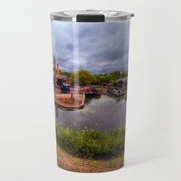 Black Country Living Museum Boat Yard Peaky Blinders Travel Mug