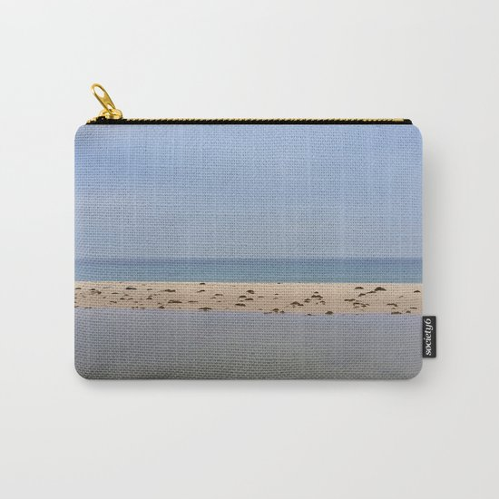 """Peace..."" Lake, sand, sea and sky... Carry-All Pouch"