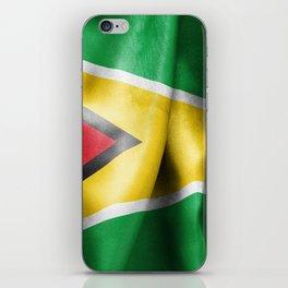 Guyana Flag iPhone Skin