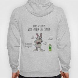 Bunny Go Lighty Hoody