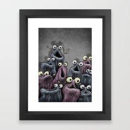 Yip Yip Framed Art Print