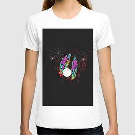 Making a Moon T-shirt