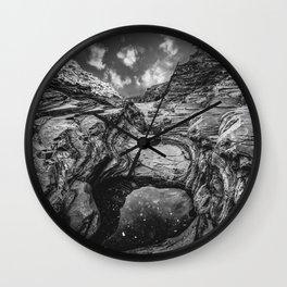 Planet Big Bend Wall Clock