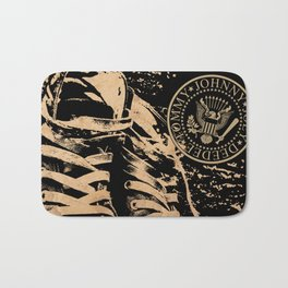 Ramones Shoes Bath Mat