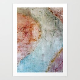 Maternidad Art Print