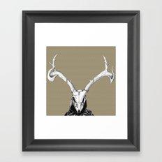 Herne  Framed Art Print