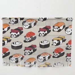Sushi Panda Wall Hanging