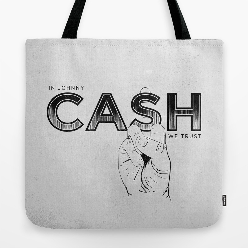 Johnny Cash Bag