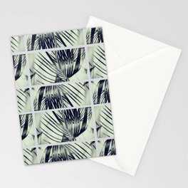 Green Palm Leaves Pattern #1 #decor #art #society6 Stationery Cards