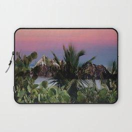 Tropical d'hiver Laptop Sleeve