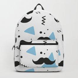 Modern Geometry Pattern Backpack