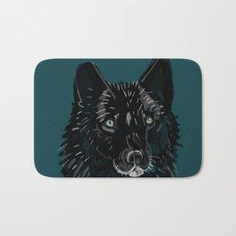 Totem Romeo the wolf Bath Mat
