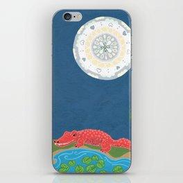 GatorMoon iPhone Skin