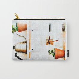 Plant Wall || #society6artprint #buyart Carry-All Pouch