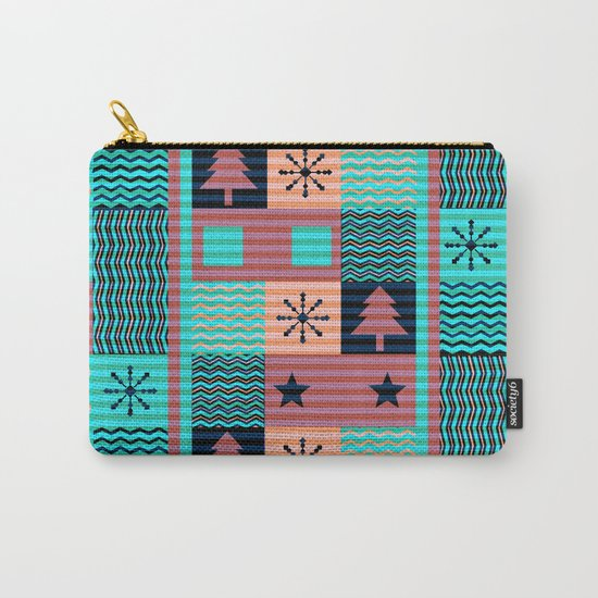 Christmas decoration II Carry-All Pouch