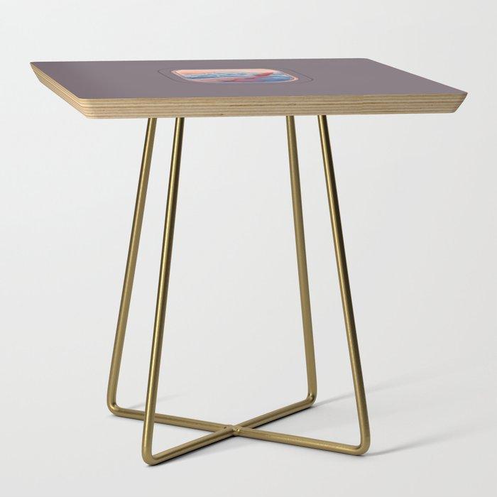 Wanderlust Side Table