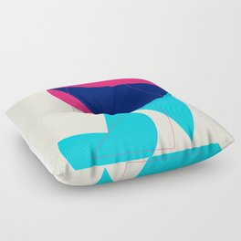 One Sunny Day Floor Pillow