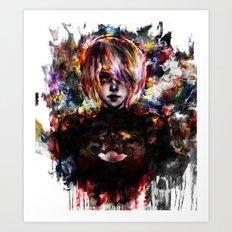 2b free Art Print