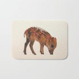 Little Ones: Wild Boar Bath Mat