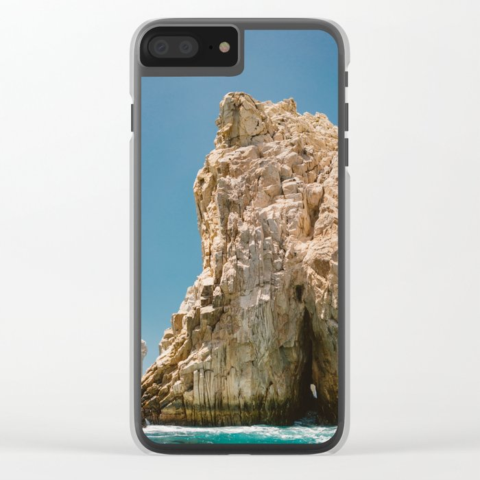 Cabo San Lucas XI Clear iPhone Case