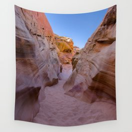 Colorful Canyon, Valley of Fire State Park Wall Tapestry