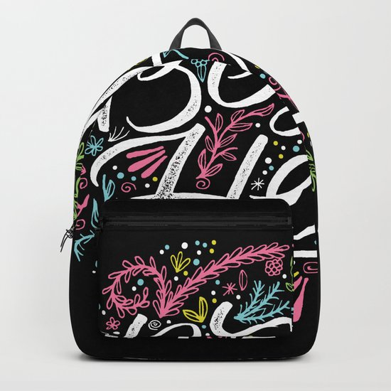 be your own hero Backpack