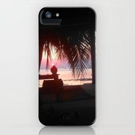 KP Sunset #3 iPhone Case