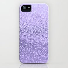 PURPLE LAVENDER iPhone (5, 5s) Slim Case