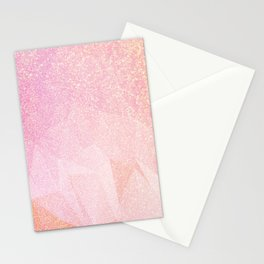 Glitter 2017 Stationery Cards