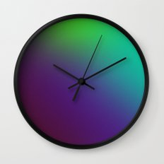 Texture One Wall Clock