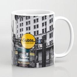 Buenos Aires Coffee Mug