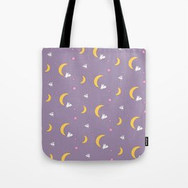 Usagi Tsukino Sheet Duvet - Sailor Moon Bunnies Tote Bag