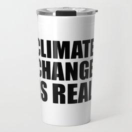 Climate Change Travel Mug