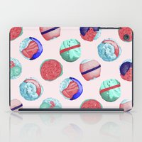 sushi iPad Cases featuring Sushi by Óscar Andrés Berrío