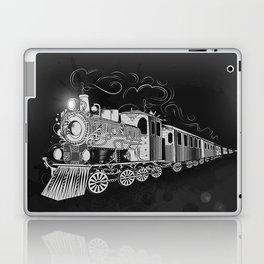 A nostalgic train Laptop & iPad Skin