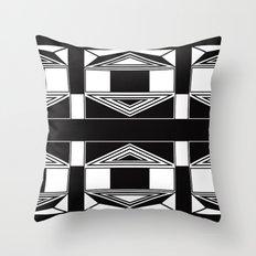 Adjacent Throw Pillow