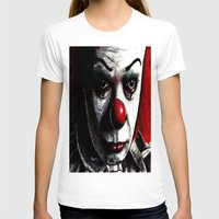 pennywise T-shirts featuring Pennywise by Alycia Plank