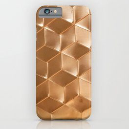 Beautiful Gold Pattern iPhone Case