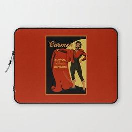 Carmen Opera (Toreador) Laptop Sleeve