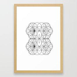Forever Flowering Framed Art Print