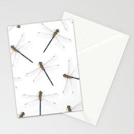 Dragonfly pattern Stationery Cards